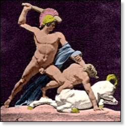 an analysis of greek mythology of castor and polydeuces Polydeuces of sparta (latin: pollux) was a famous heroe of greek mythology.